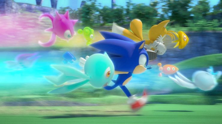 5 Things Sonic Prime Should Keep From The Games