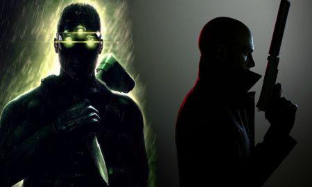Comparing Hitman's Agent 47 to Splinter Cell's Sam Fisher