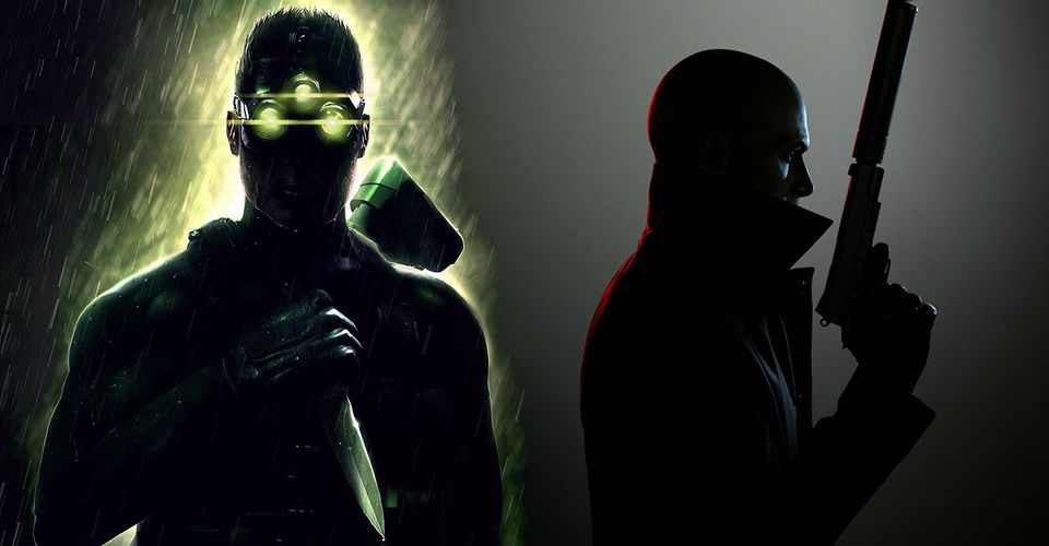 Comparing Hitman's Agent 47 to Splinter Cell's Sam Fisher
