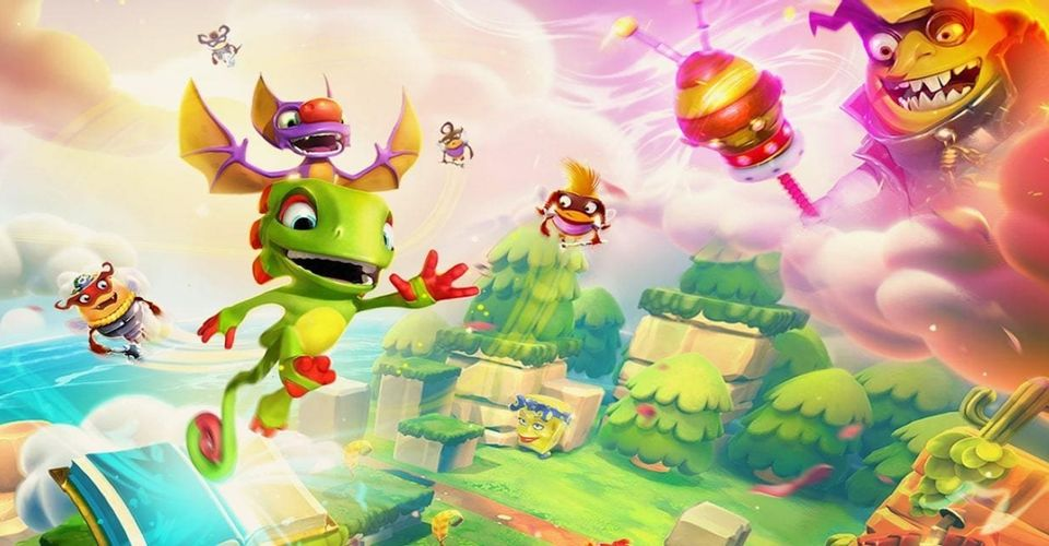 Yooka-Laylee Developer Revealing New Project Soon